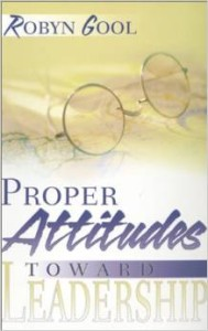 proper attitude towards leadership
